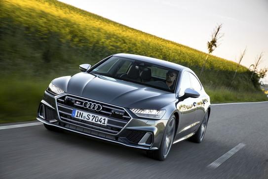 Il trionfo delle Audi Sportback