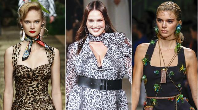 Moda donna, trend primavera 2020: ti senti più tropical o animalier?
