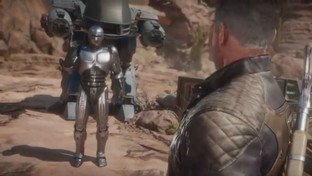 Mortal Kombat 11: Aftermath, il trailer di Robocop vs. Terminator