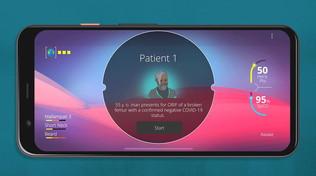 Coronavirus: dagli Usa arrivano i videogiochi su mobile per cura e prevenzione