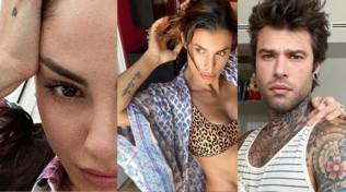 Scritte, simboli e nomi: i vip svelano il significato dei loro tatuaggi