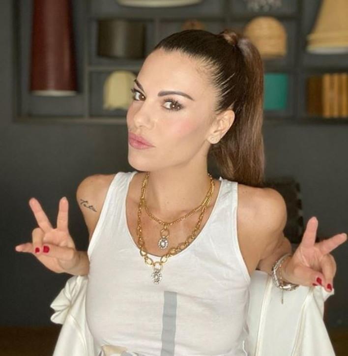 Bianca Guaccero sexy sui social