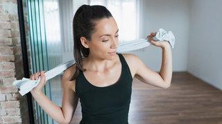 Rimettersi in forma: sudare aiuta a dimagrire?