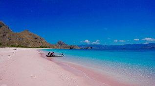 Una vacanza rosa, verde o blu? A ogni spiaggia il suo colore
