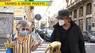Inchiesta mascherine e ora le accuse di Lele Mora, Tapiro d'oro a Irene Pivetti
