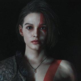 Resident Evil 3: Jill Valentine incontra God of War in una mod