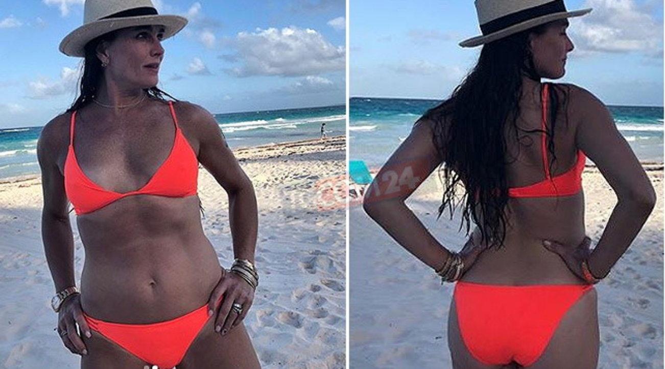 Brooke Shields è più sexy che mai