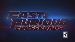 Fast & Furious Crossroads, il primo video di gameplay