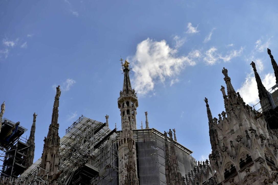 Milano, riaprono il museo e le terrazze del Duomo