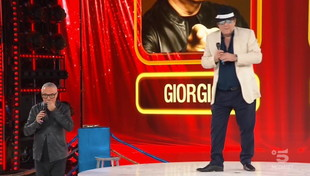 """""""Amici Speciali"""", l'esilarante sfida canora tra Gerry Scotti e Giorgio Panariello"""