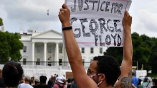 Afroamericano ucciso, tensione davanti alla Casa Bianca