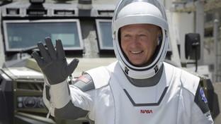 SpaceX, il secondo tentativo di lancio del Crew Dragon