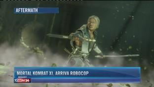 Mortal Kombat XL, arriva Robocop