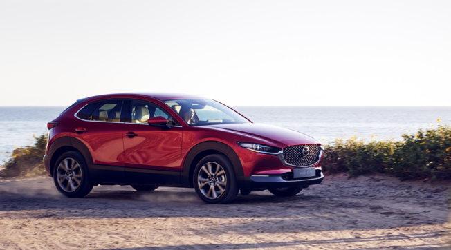 Il ricco bouquet della gamma Mazda