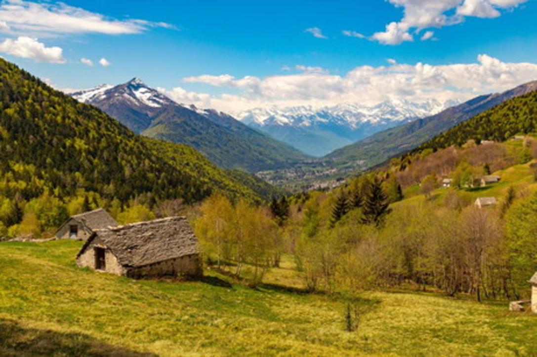 Incantevole Val Vigezzo per vacanze realmente detox