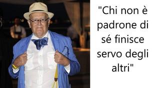 Roberto Gervaso, gli aforismi più celebri