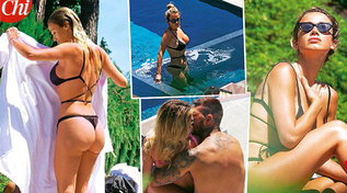 Diletta Leotta scotta in bikini, che weekend selvaggio con Toretto!