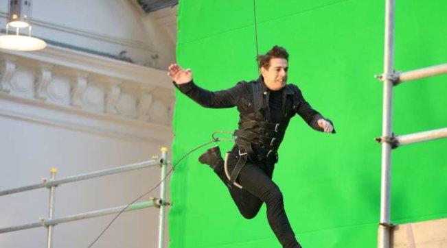 """Guarda le """"Mission: Impossible"""" di Tom Cruise"""