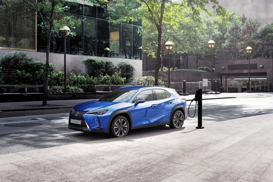 Il Suv UX apre nuovi capitoli in casa Lexus