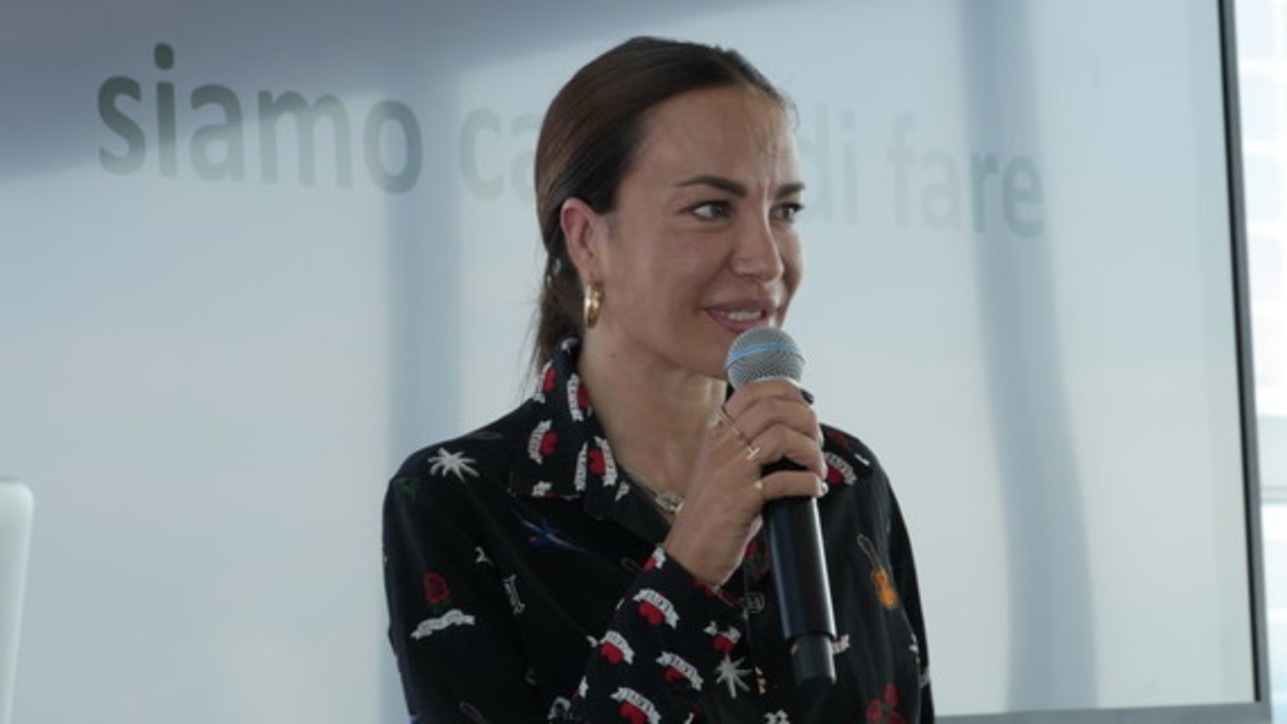 Giorgia Re,Global Marketing Manager di Tavola Spa