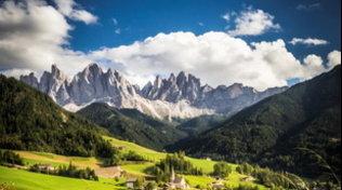 Nelle Perle delle Alpi per ritrovare se stessi