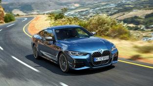 Ecco la nuova BMW Serie 4 Coupé