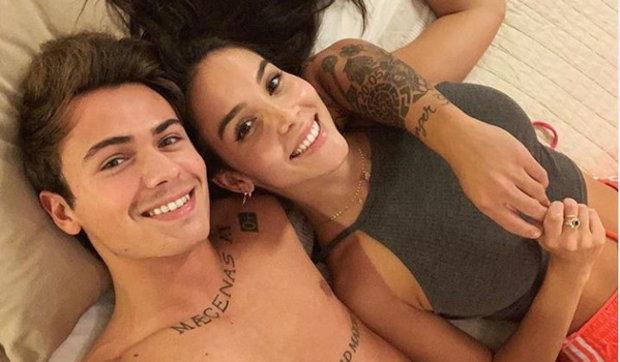 """Paola Di Benedetto e Federico Rossi finalmente """"ricongiunti"""""""