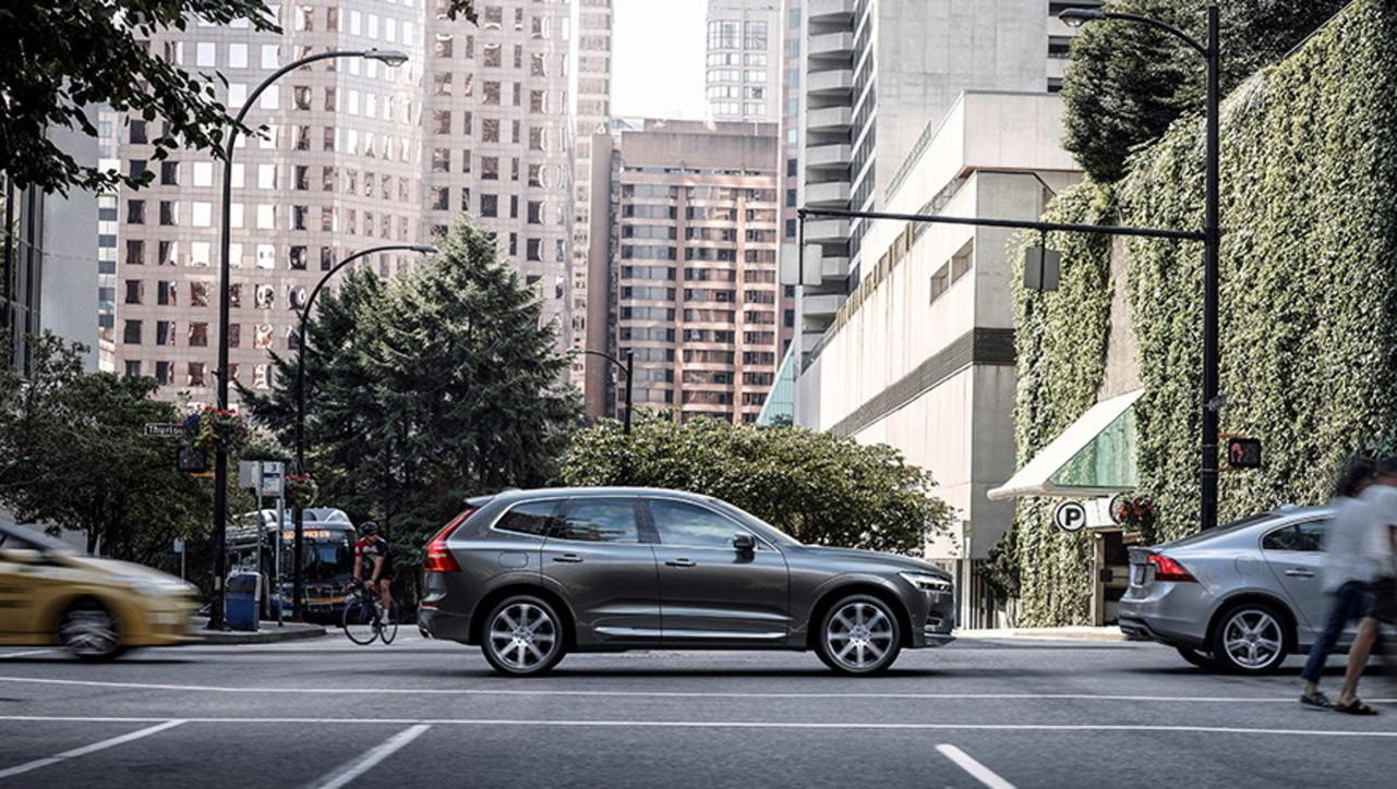 Volvo è in prima fila: auto sì, emissioni no