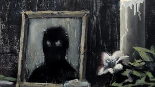 """La nuova opera di Banksy è dedicata a George Floyd: """"Sistema difettoso"""""""