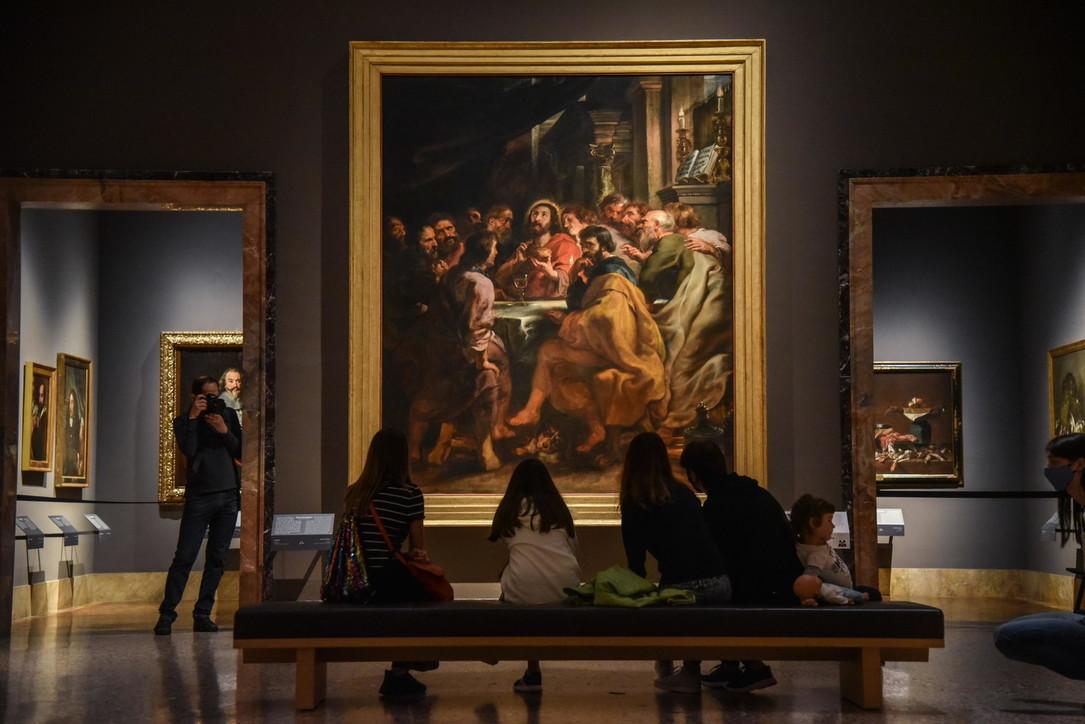 Coronavirus, a Milano riapre la Pinacoteca di Brera: come 70 anni fa dopo i bombardamenti
