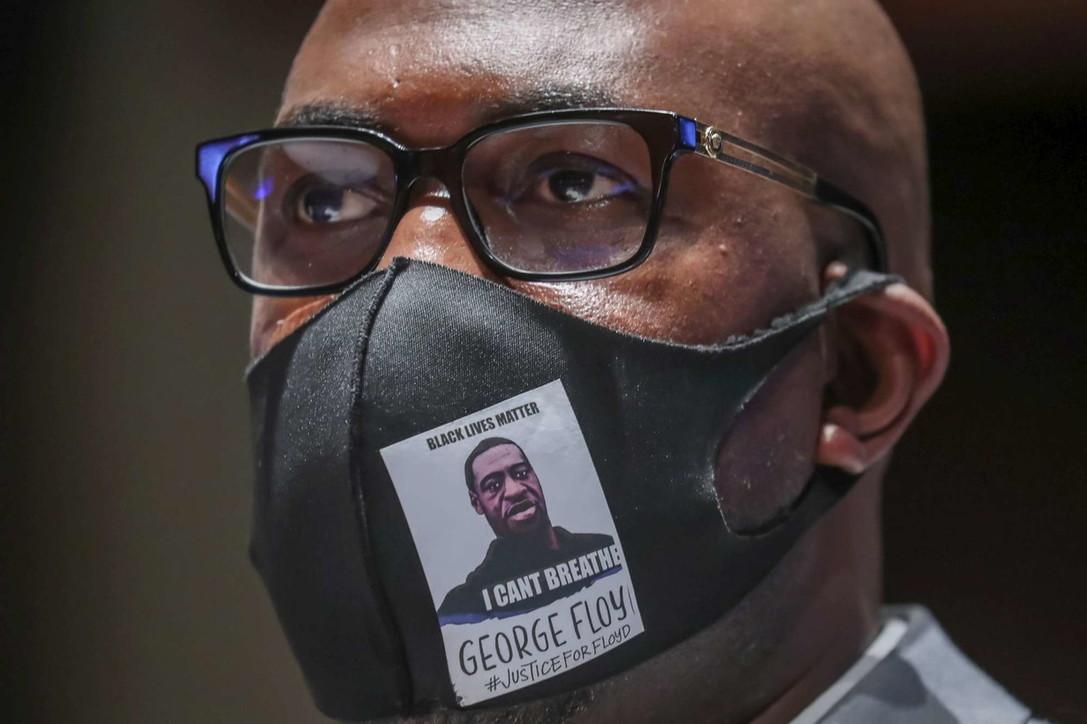 """Il fratello di George Floyd al Congresso Usa: """"Cambiate il mondo"""""""