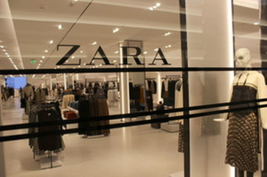 Zara chiude 1200 negozi nel mondo e punta sull'e commerce