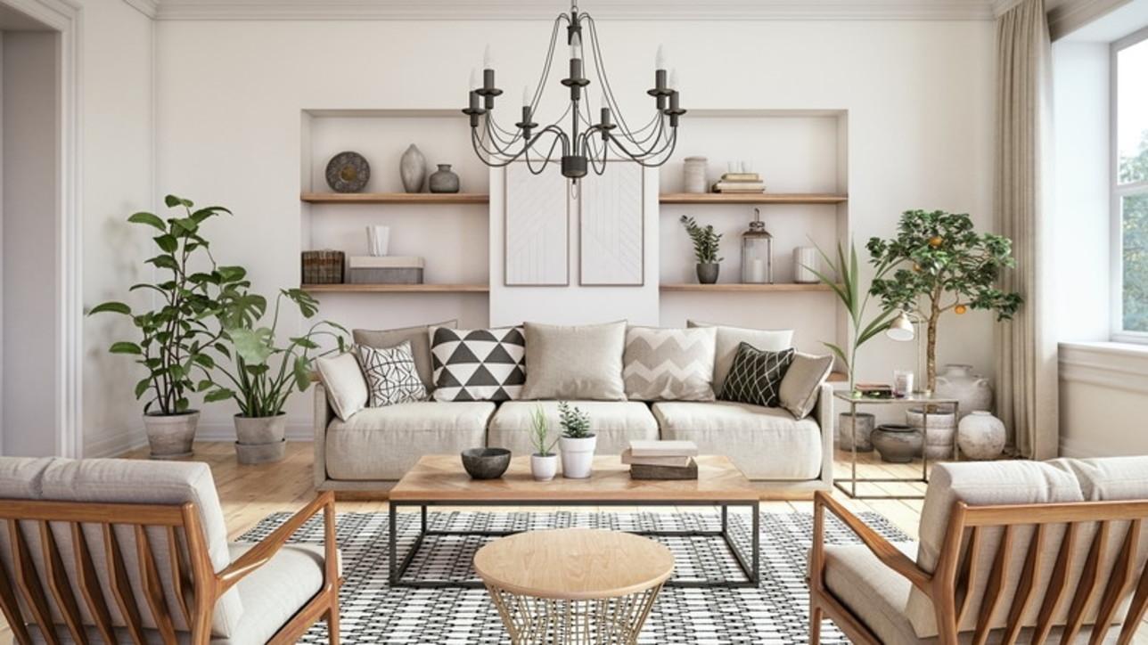 Soggiorno: 5 stili a cui ispirarsi per una casa da rivista