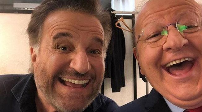 Boldi e De Sica di nuovo insieme in un cinepanettone? Un tam tam in Rete fa sognare i fan
