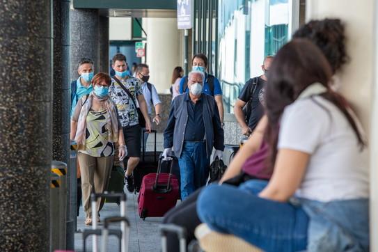 Malpensa, riaperto il Terminal 1 dopo tre mesi di lockdown