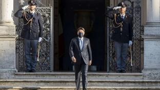 Giuseppe Conte chiude gli Stati Generali dell'Economia