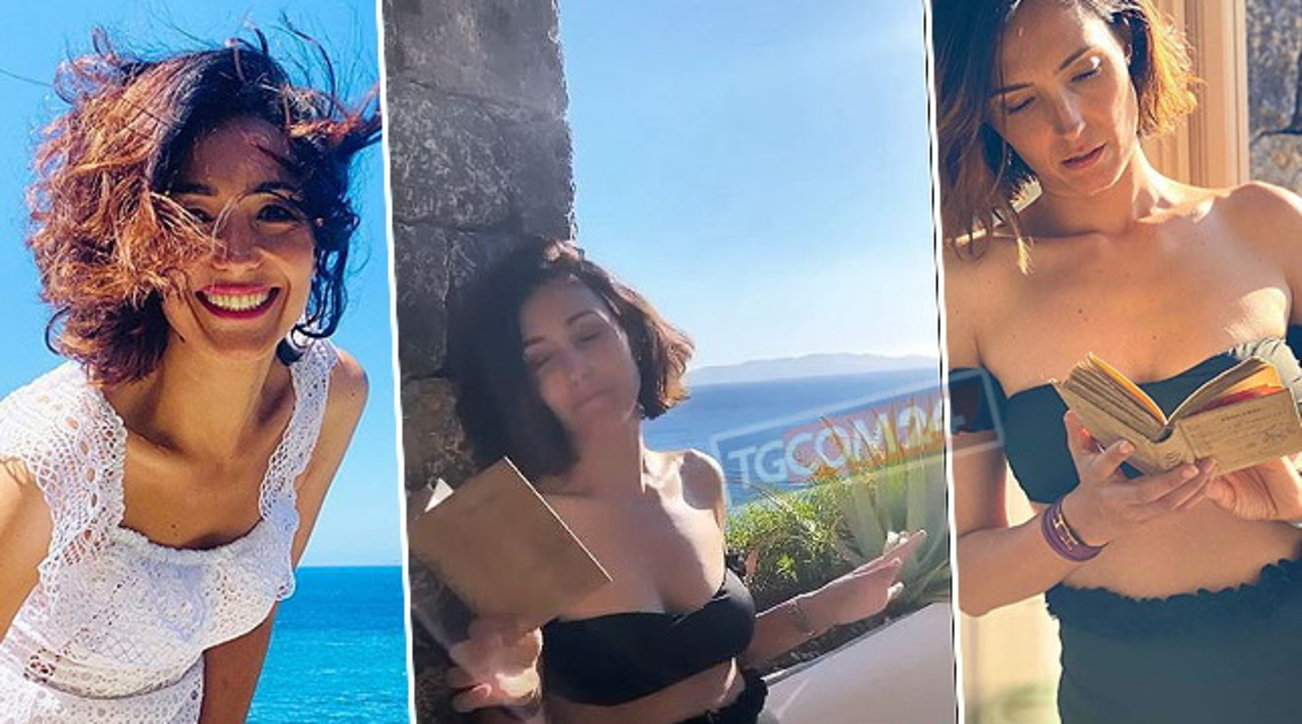 "Caterina Balivo in bikini hot: ""Chi ama bene, castiga bene"""