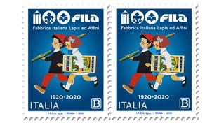 1920-2020, Cento anni a colori per il gruppo Fila