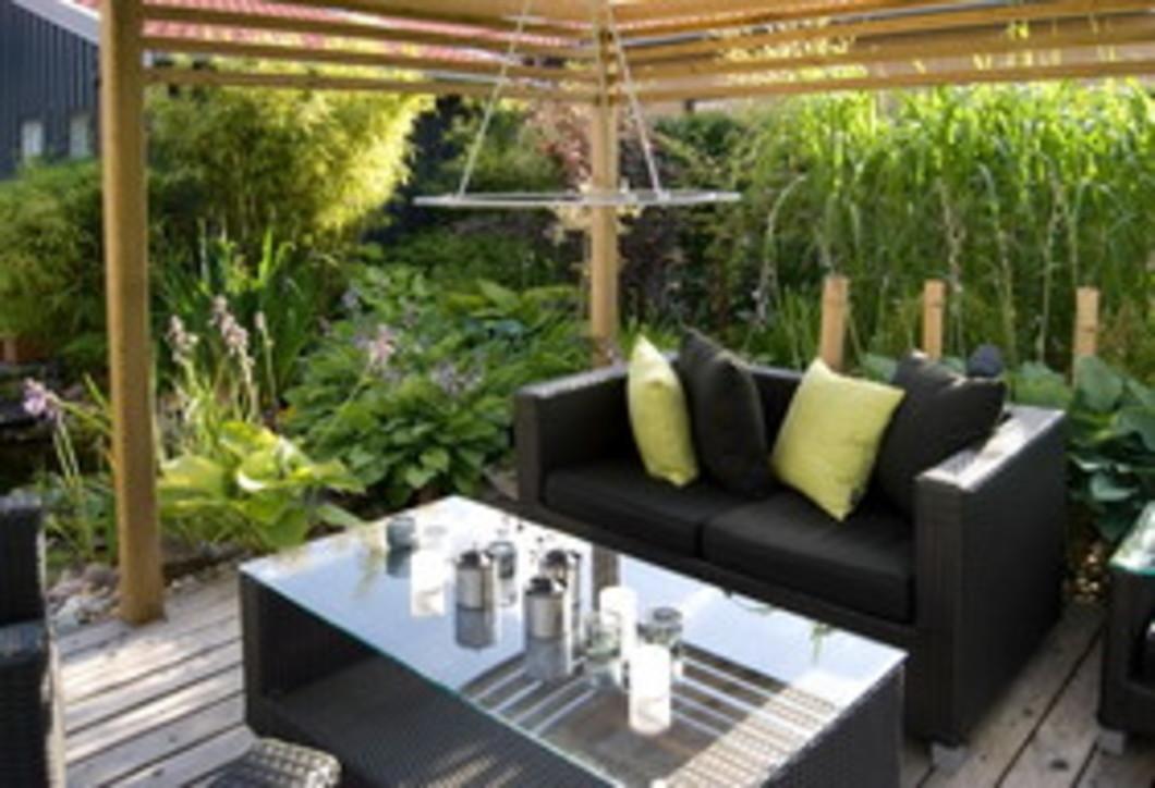Vita outdoor: sei per la pergola o per il gazebo?