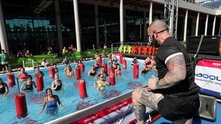 """I fitness """"bagnati"""" più efficaci e divertenti per rimettersi in forma"""