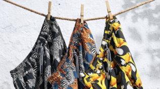 Colori fluo e stampe esotiche: la collezione Beach Style di Intimissimi Uomo