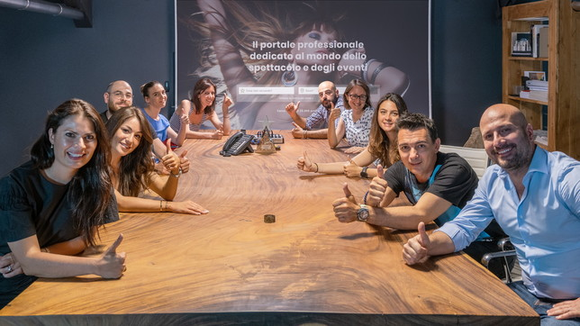 Showgroup, il portale professionale dedicato al mondo dello spettacolo e degli eventi: il team