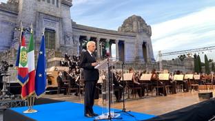 Coronavirus, Mattarella a Bergamo per ricordare le vittime dell'epidemia