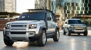 Land Rover Defender, nuovi orizzonti e nuova sfida