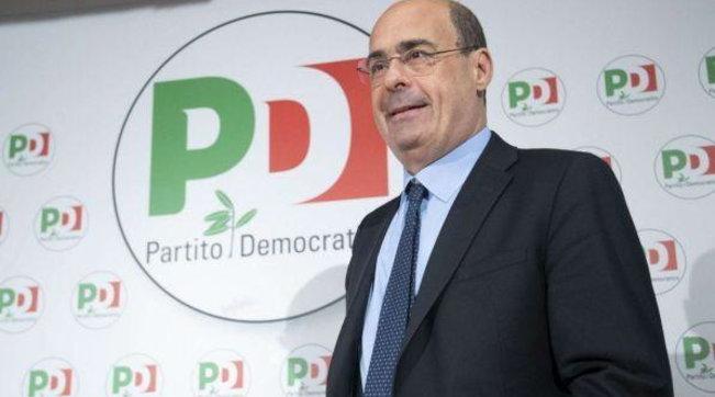 pd, Nicola Zingaretti