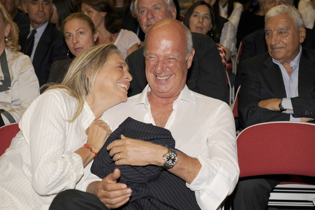 Mara Venier e Nicola Carraro, 14 anni d'amore
