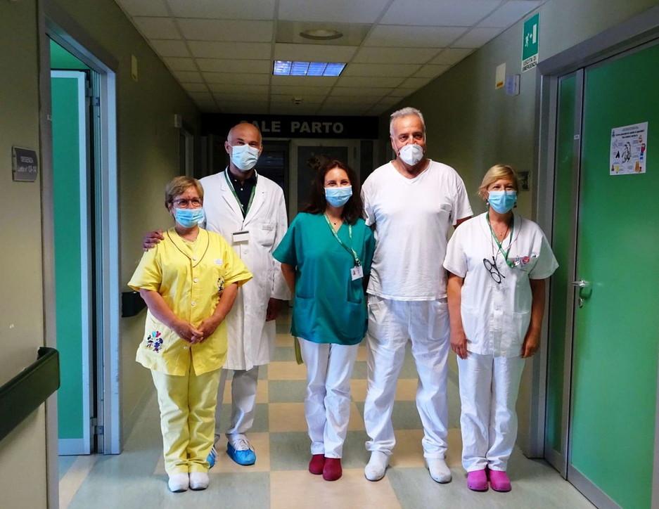 Cremona, giornata record in ostetricia: 15 bimbi in 24 ore