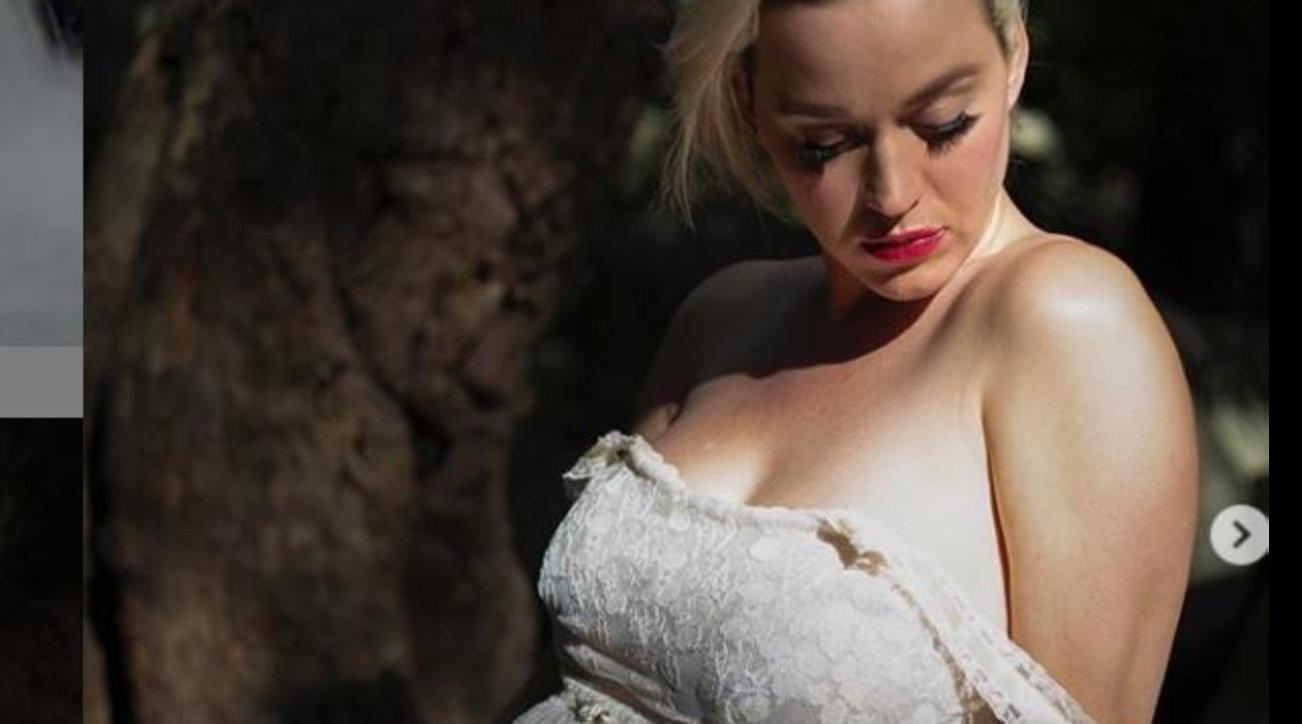 I mille volti di Katy Perry, futura mamma