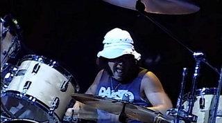I 72 anni di Ian Paice, mitico batterista dei Deep Purple