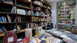 Fase 3, l'84% delle librerie italiane in difficoltà dopo il coronavirus